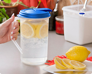 2 Quart Round Pitcher