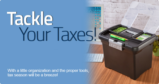 Tackle Your Taxes!