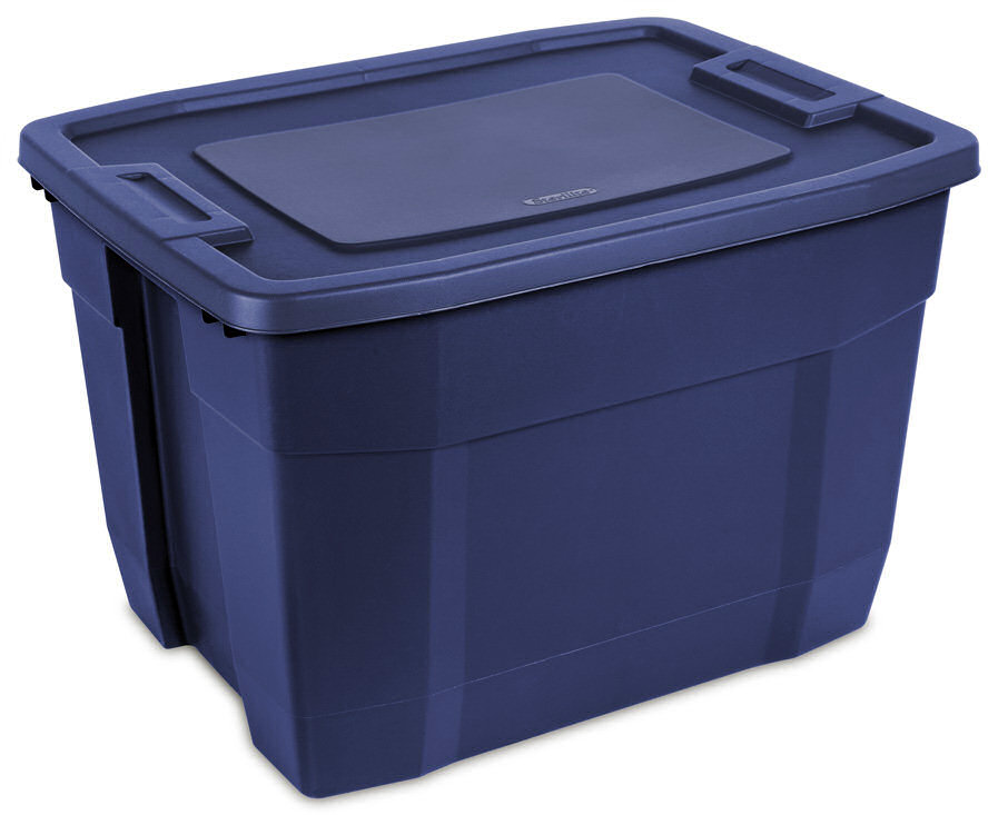 Exceptionnel Sterilite 1677   33 Gallon TUFF1 Storage Container